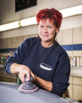 Kfz-Fachbetrieb Preussler - Team - Angela Steiner