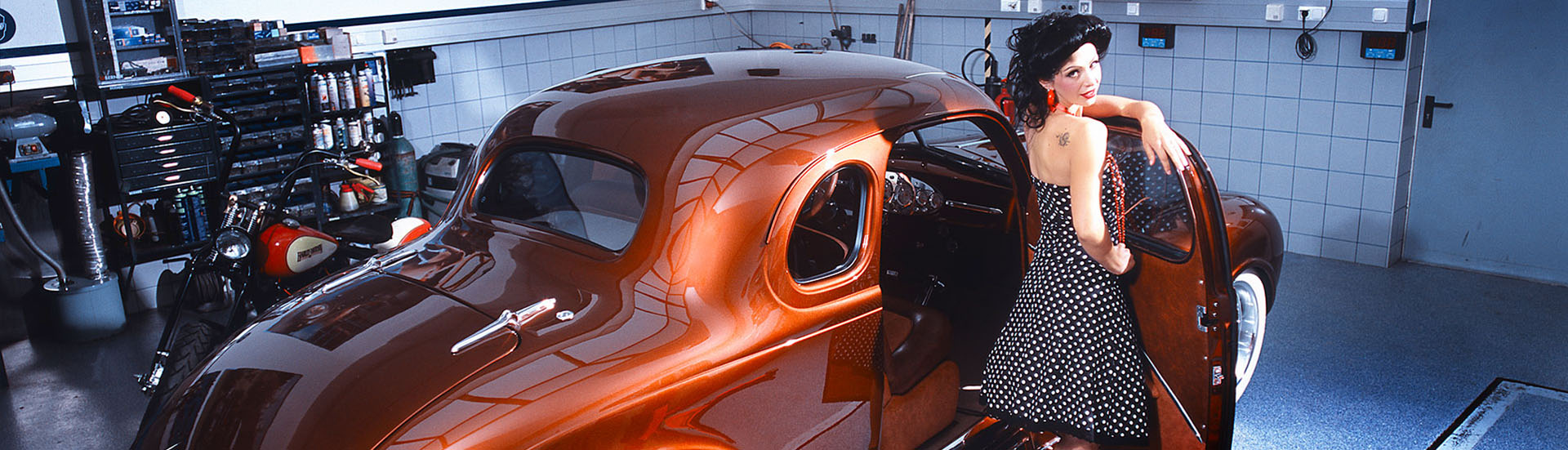 Oldtimer-Restauration Österreich, Plymouth P7 Coupé 1939